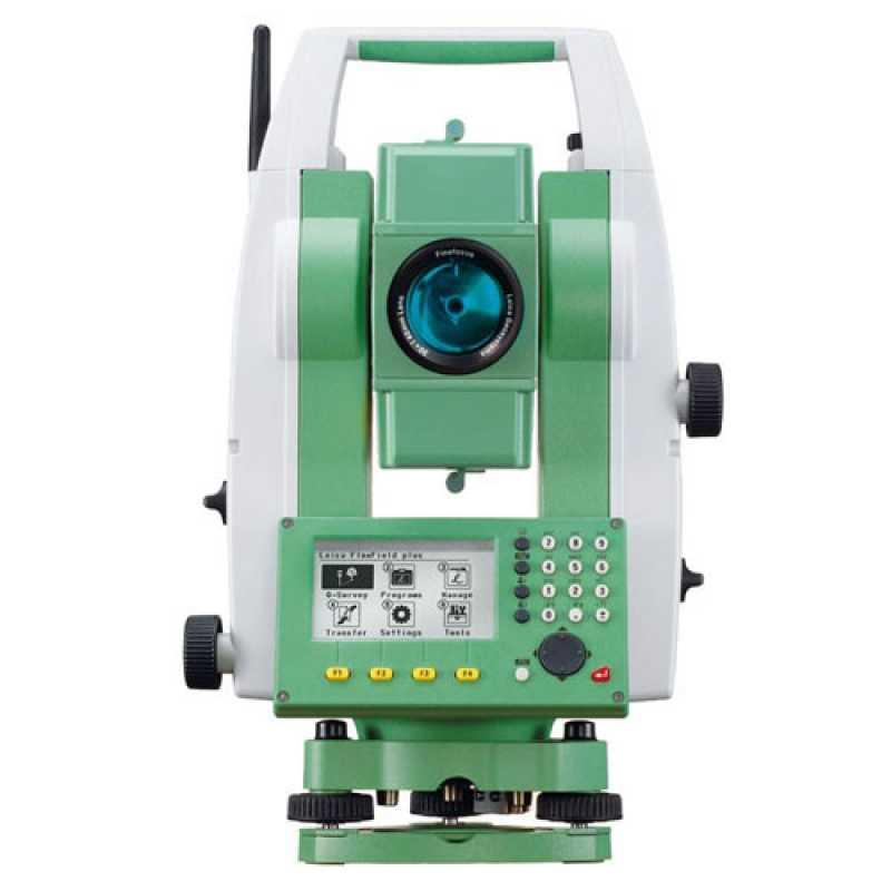 Тахеометр Leica TS06plus R500 5″, EGL
