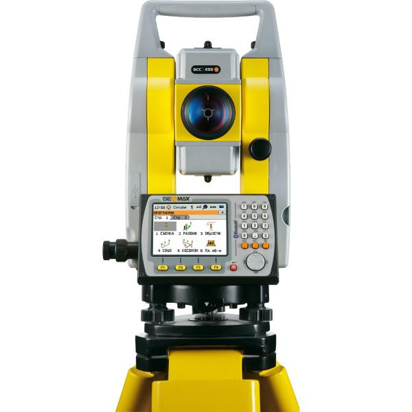 Тахеометр GeoMax Zoom 35 PRO A10 (5″)