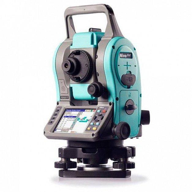 Тахеометр Nikon Nivo 5.C