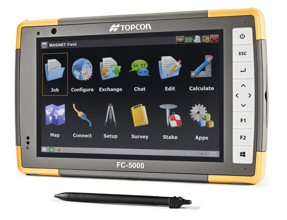 Полевой контроллер TOPCON FC-5000