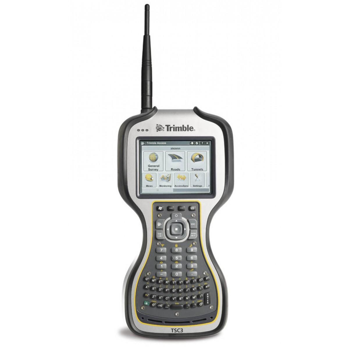 Контроллер-блок управления Trimble TSC3, ПО TA, GNSS, ABCD