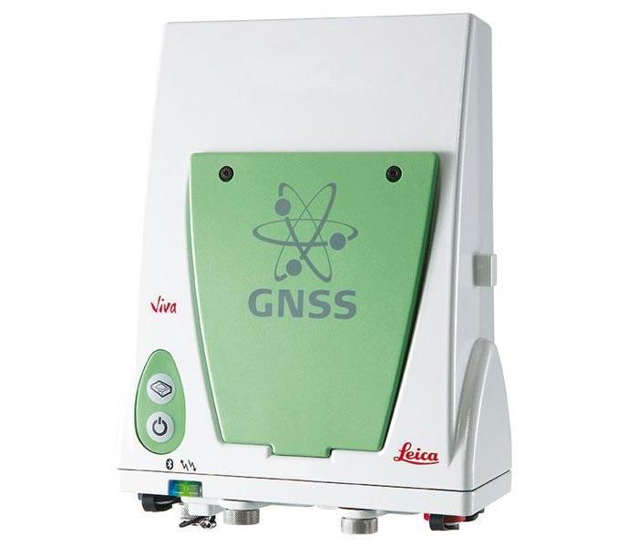 GPS/GNSS-приемник Leica GS10 Базовый