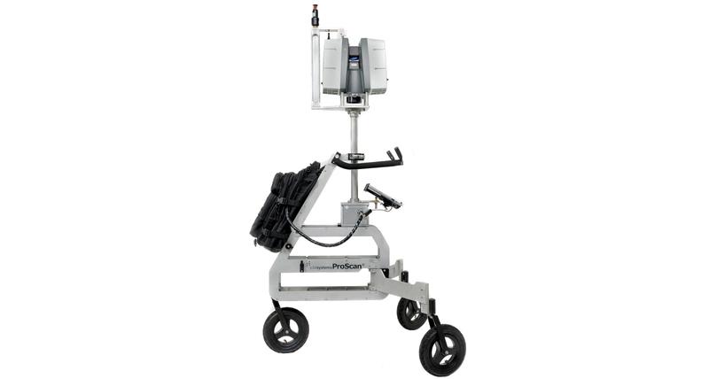 Мобильный лазерный сканер Leica ProScan
