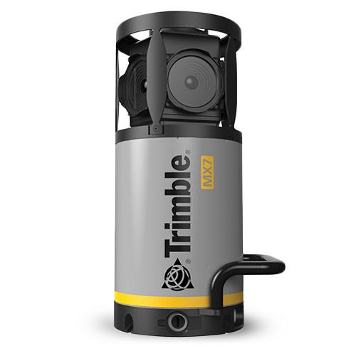 Мобильный лазерный сканер Trimble MX7