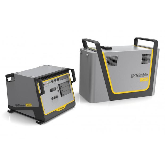 Воздушный лазерный сканер Trimble AX60