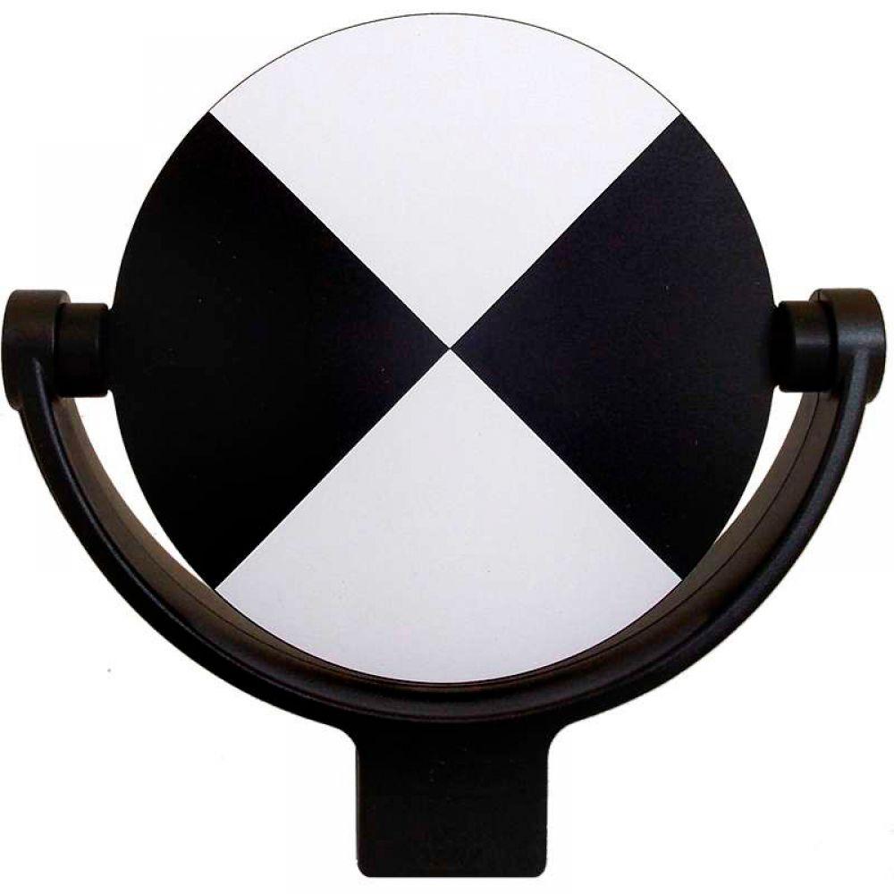 Круглая черно-белая марка 4,5′ Leica GZT21