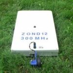Антенна 300 MГц (поверхностная, экранированная)
