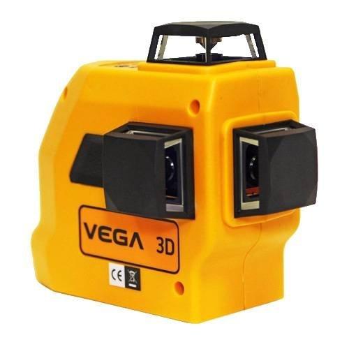 Лазерный нивелир Vega 3D