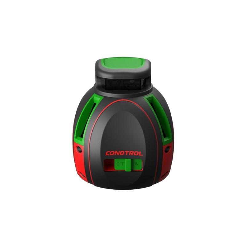 Лазерный уровень Condtrol UniX 360 Green