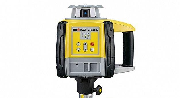 Лазерный уровень Geomax Zone20 HV