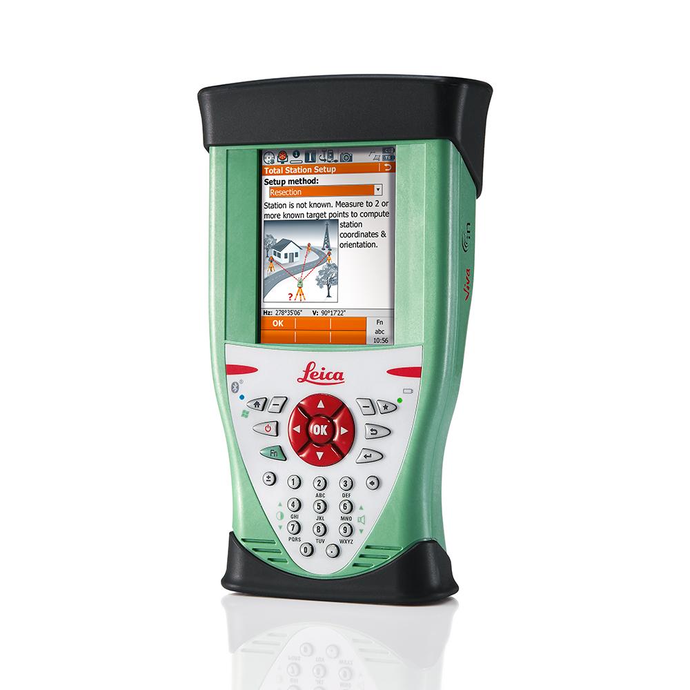 Полевой GPS/GNSS контроллер LEICA CS10