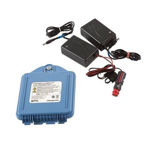 Аккумуляторы + З.У.(220В) Radiodetection для локатора