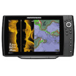 Эхолот-картплоттер Humminbird HELIX 12X Chirp SI GPS (HB-Helix12XCHSIGPS)