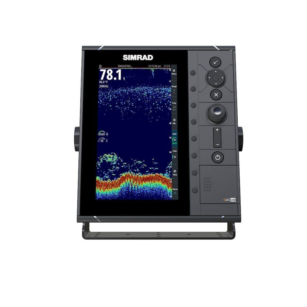 Эхолот SIMRAD S2009 Fish Finder 9″