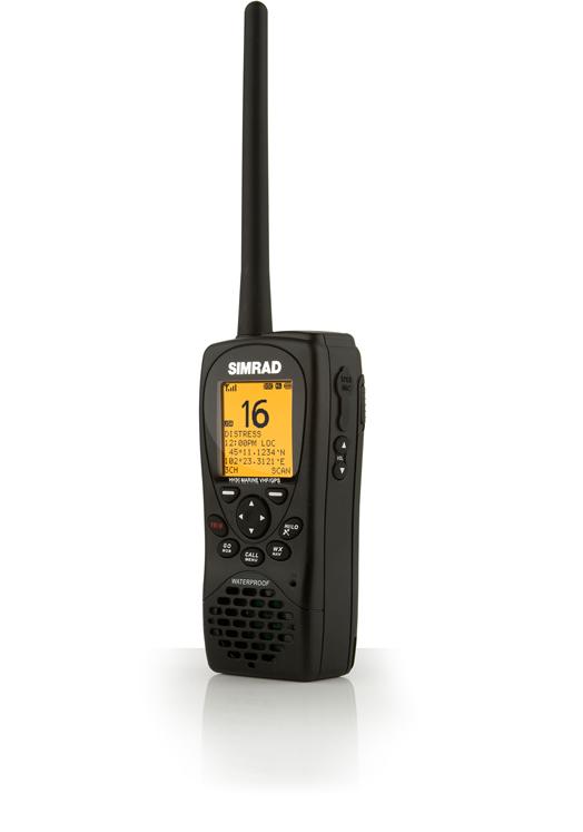 Радиостанция Simrad HH36
