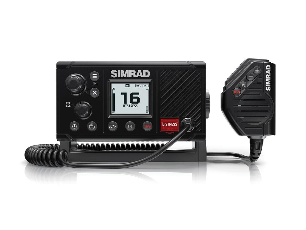 Радиостанция Simrad RS20
