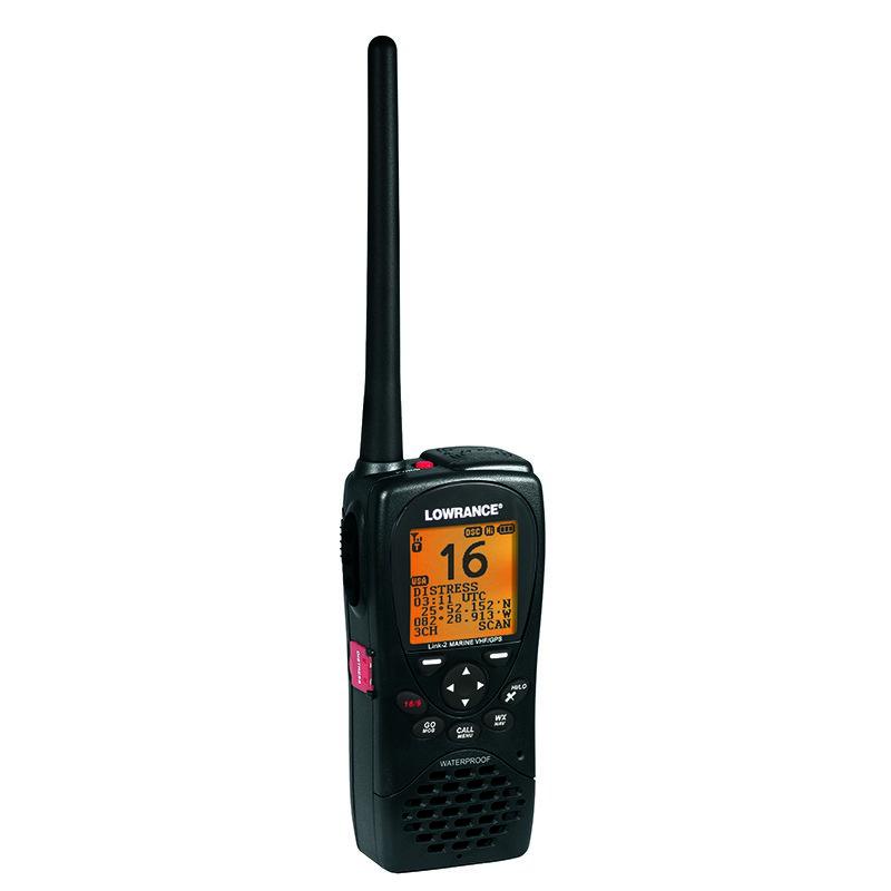 Радиостанция Lowrance VHF HH RADIO,LINK-2