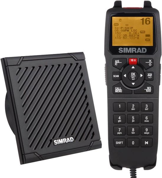 Комплект из трубки и динамика Simrad HS90 Handset and speaker