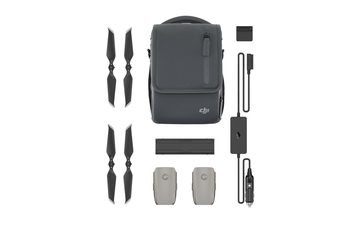 Набор DJI Mavic 2 Fly More Kit Part 1