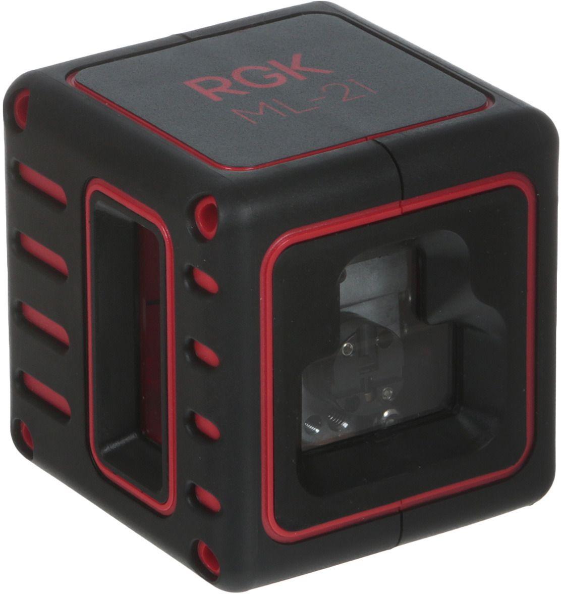 Лазерный уровень RGK ML-21