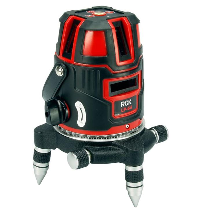 Лазерный уровень RGK LP-64