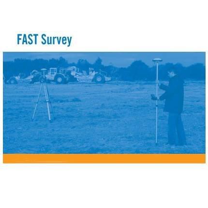 Программное обеспечение FAST Survey GNSS/GPS