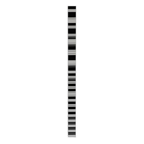 Рейка алюминиевая Trimble LD05 (0.5м)