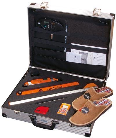 Комплект замерщика NEDO Profi-Set