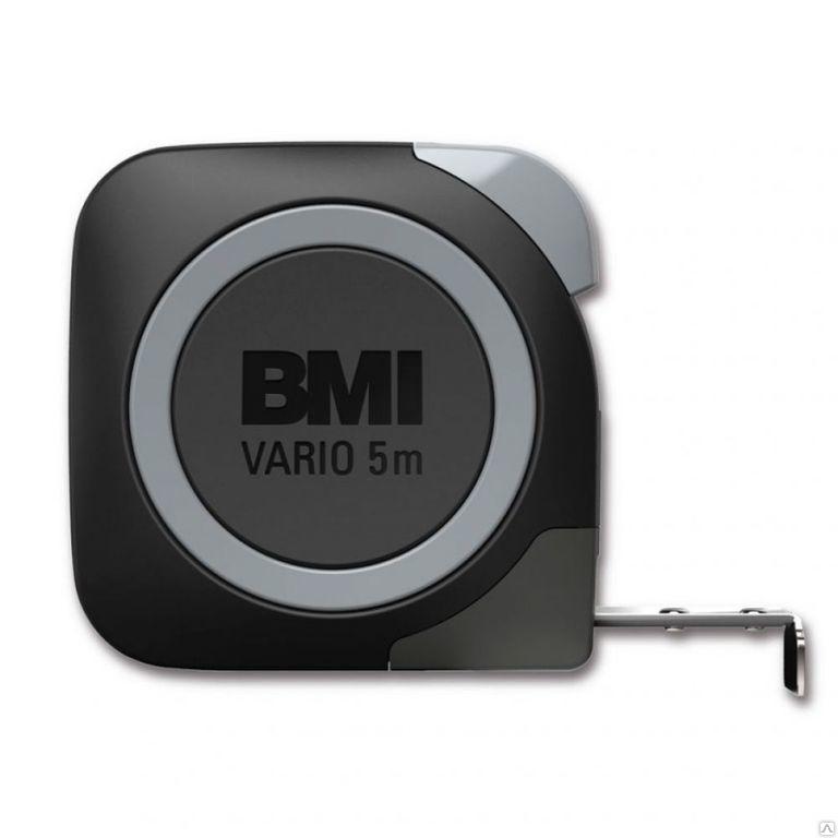 Измерительная рулетка BMI VARIO Rostfrei 5m с нержавеющей лентой