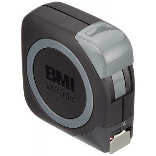 Рулетка BMI VARIO Rostfrei 8m с нержавеющей лентой