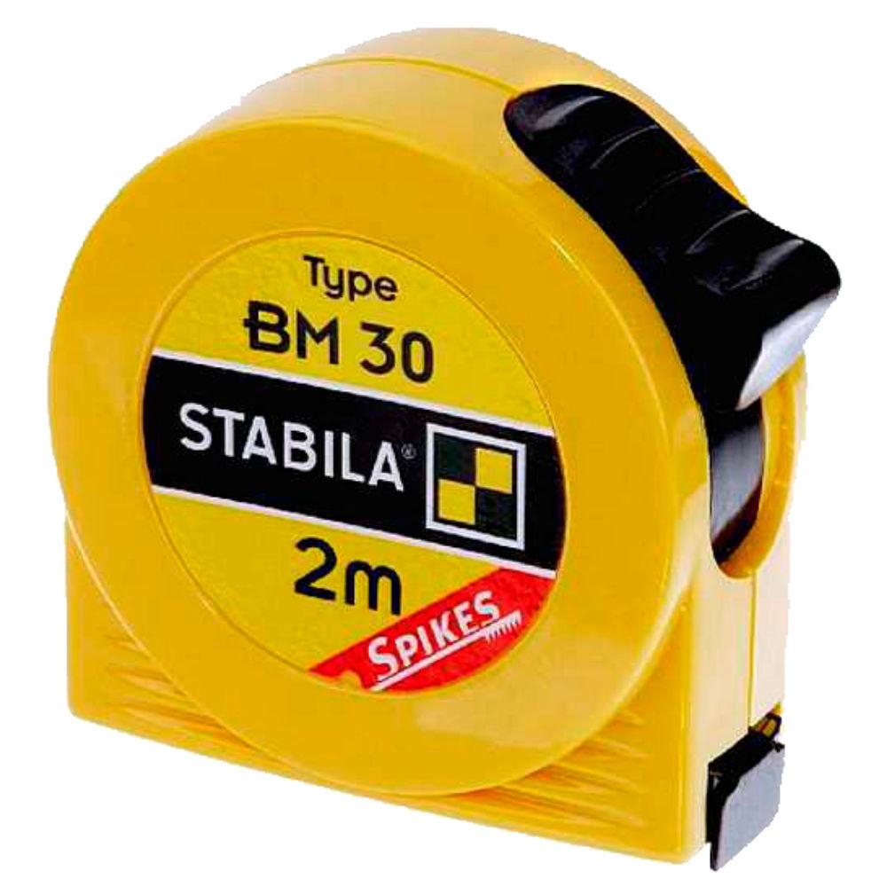 Рулетка Stabila BM 30 SP 2 метра