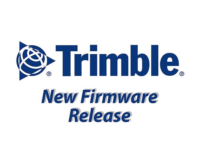 Прошивка v5.41 GNSS приемников Trimble