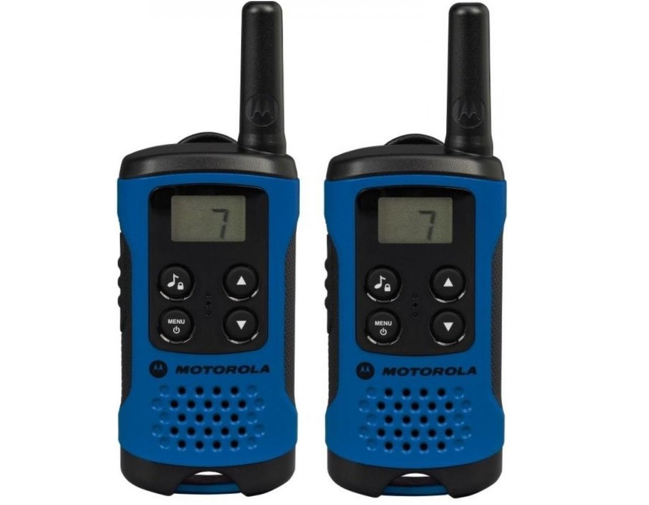 Рация Motorola TLKR T41 blue
