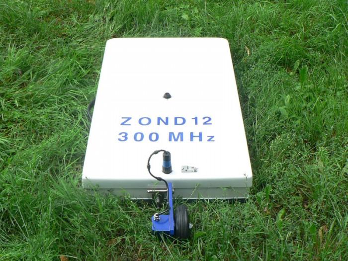 Антенна RADAR SYSTEMS 300 MГц